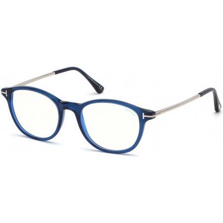 Eyeglasses Tom Ford FT 5553 B 001 shiny black